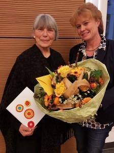 Heidi Andriessens und Andrea Krist Ehrenamtsmedaille 2018homepage
